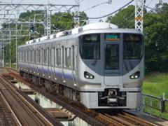 阪和線225系5000番台(区間快速)