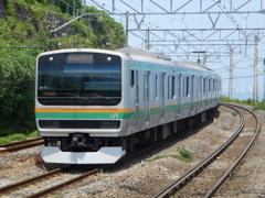 東海道線 E231系1000番台(コツK11)