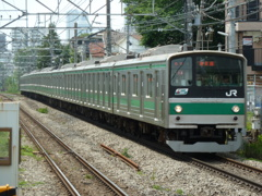 埼京・川越線205系(宮ハエ13)
