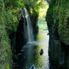 高千穂峡・真名井の滝①