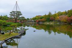 昭和記念公園の秋9