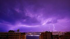 ナポリの雷鳴