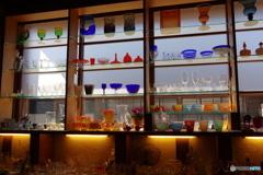 ガラス工房の喫茶店7