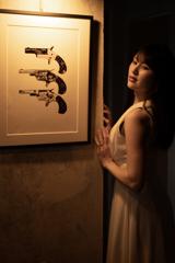 美女と拳銃