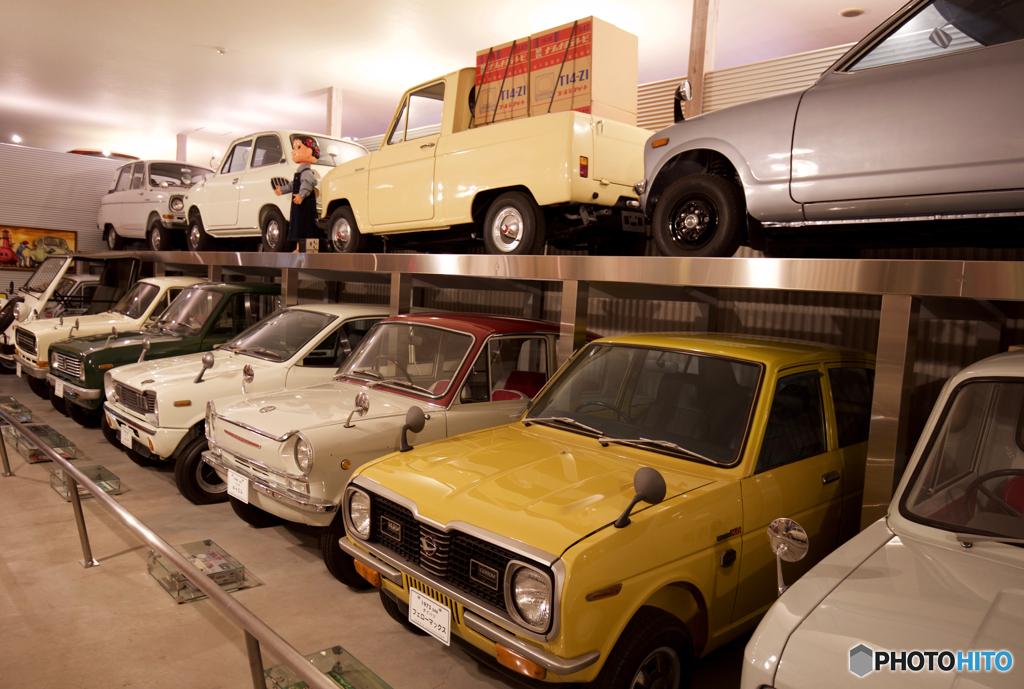 懐かしの旧車たち