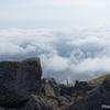 霧ヶ峰~車山山頂