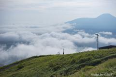 霧ヶ峰~車山山頂2