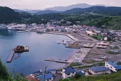 のどかな漁港