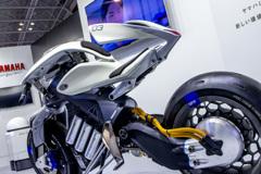 Yamaha MOTOROiD Concept | 1