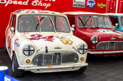 [BRANDS HATCH 181] Austin MINI Cooper S