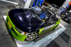 Honda BEAT mistbahn at 築港 | 14