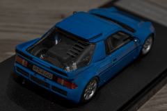 hpi MIRAGE 1/43 Ford RS200 Blue | 07