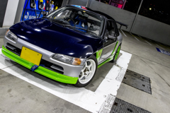 HONDA BEAT mistbahn号 × SSR Type-C | 03