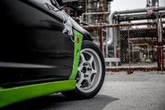 mistbahn Honda BEAT 高石工業地帯 5