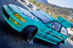 ASLAN Honda K-Swapped EF9 CIVIC 01