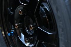 Honda Beat mistbahn号 自家塗装TE37 2