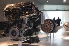 [Mercedes 202] OM654 in E220d