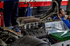 [BRANDS HATCH 38] Williams FW07C 1981