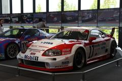 [Honda 34] トヨタ・デンソー・サード・スープラ GT LM