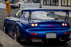 Auto Service BOMBER Mazda FD3S RX-7