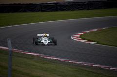 [BRANDS HATCH 39] Williams FW07C 1981