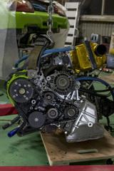 Honda Beat E07A改R2_0 タイベル・プーリ関連 | 1