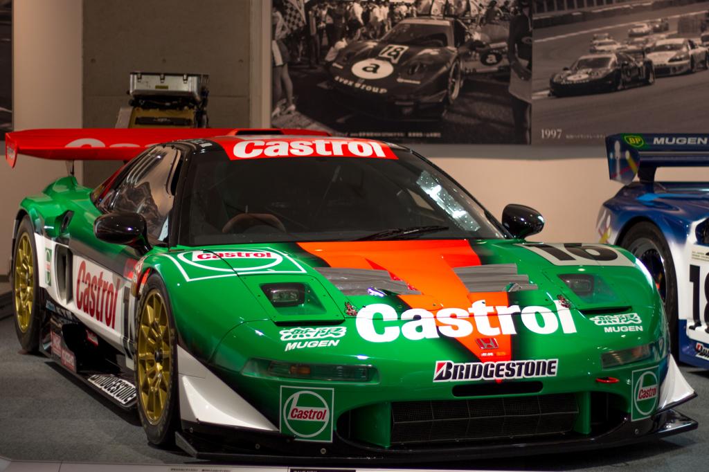 ホンダNSX GT選手権仕様車 2000