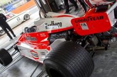 [BRANDS HATCH 44] McLaren M26 1976