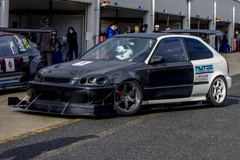 厚見自動車 NUTEC K-Swapped EK9 Honda CIVIC
