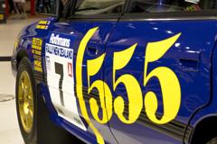 SUBARU Legacy RS WRC 1993  | 11