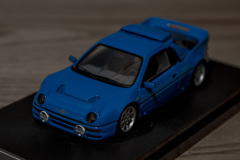 hpi MIRAGE 1/43 Ford RS200 Blue | 08