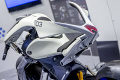 Yamaha MOTOROiD Concept | 2