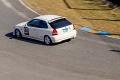 """Wing"" Honda EK9 CIVIC"