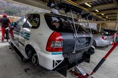 厚見自動車 NUTEC K-Swapped EK9 Honda CIVIC