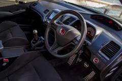Honda Civic TYPE R (FD2), 9