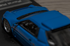 hpi MIRAGE 1/43 Ford RS200 Blue | 04