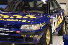 SUBARU Legacy RS WRC 1993  | 13