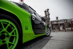 mistbahn Honda BEAT 高石工業地帯 4