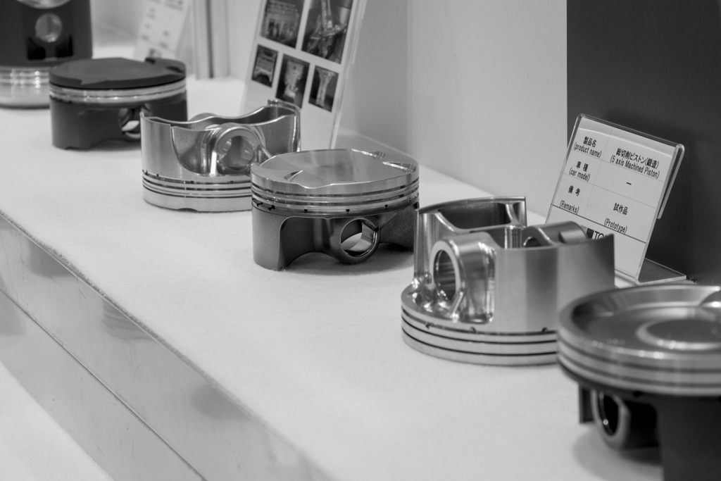 TODA RACING Forged Pistons  2