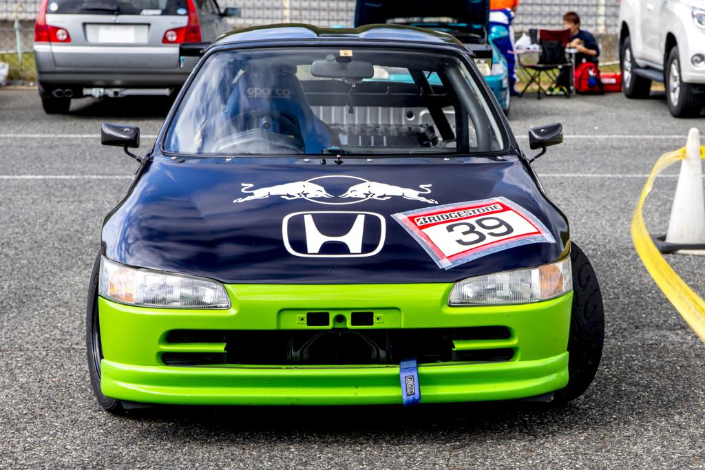 Honda BEAT at Central Circuit