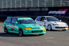 ASLAN Honda K-Swapped EF9 CIVIC 06