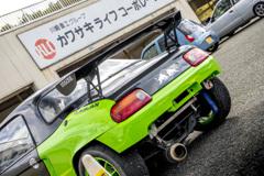 Honda BEAT mistbahn号