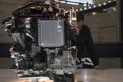 [Mercedes 201] OM654 in E220d