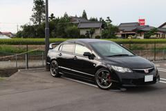 [FD2 Civic Type R] 2016.08.14, 2
