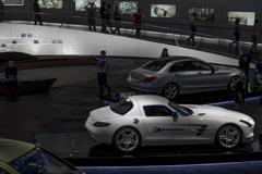 [Mercedes 211] SLS AMG Electric Drive
