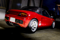 Honda Beat TA3's competition car | 3
