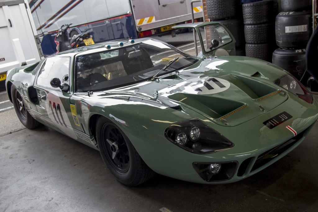 [BRANDS HATCH 157] Ford GT40 1965