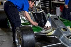 [BRANDS HATCH 36] Williams FW07C 1981