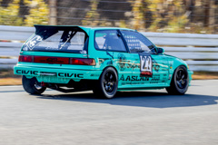 ASLAN Honda K-Swapped EF9 CIVIC 05