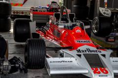 [BRANDS HATCH 43] McLaren M26 1976